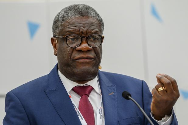 Mukwege annonce le lancement d'un Fonds mondial pour les victimes de violences sexuelles