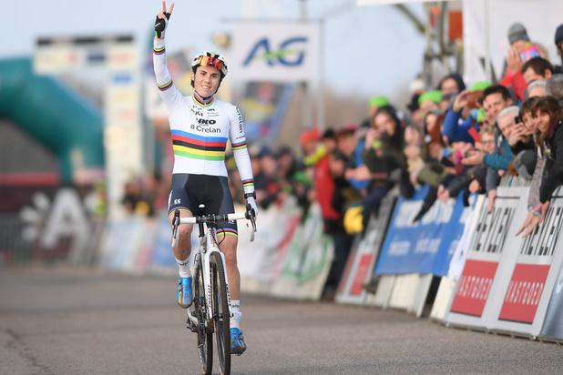 Sanne Cant voor 11e keer op rij Belgisch kampioene