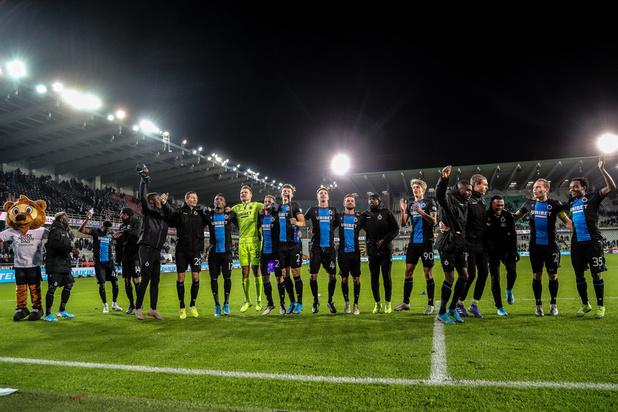 Facile vainqueur d'Ostende, le Club Bruges a surtout pensé à Galatasaray