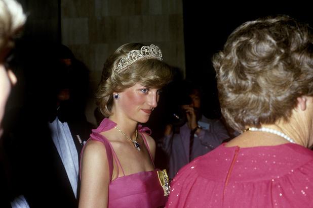 La mode selon la famille royale britannique, Lady Di au coeur du sujet
