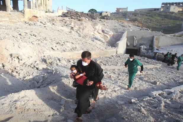 'Rusland bombardeerde in mei 4 Syrische ziekenhuizen in 12 uur tijd'