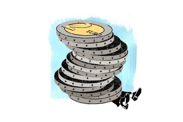 OESO-rapport: starter houdt bij pensioen gemiddeld 45,7 procent over van laatste loon