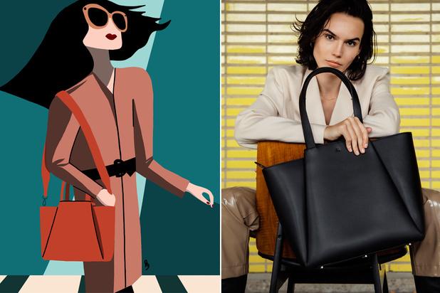 Wat drijft het duo achter het handtassenlabel KAAI? 'We willen de industrie veranderen van binnenuit'
