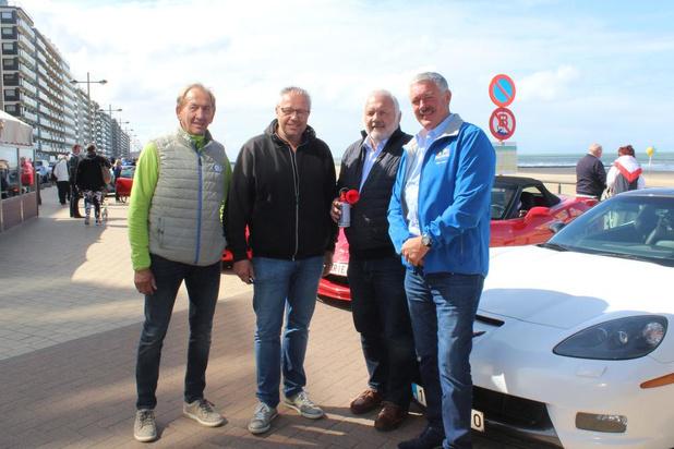 Elfde editie van Corvette Meets Mustang