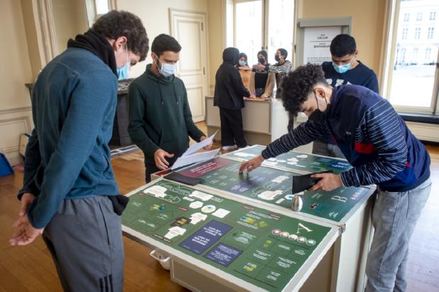 Démystifier l'économie, le pari de l'expo interactive Mystères des finances