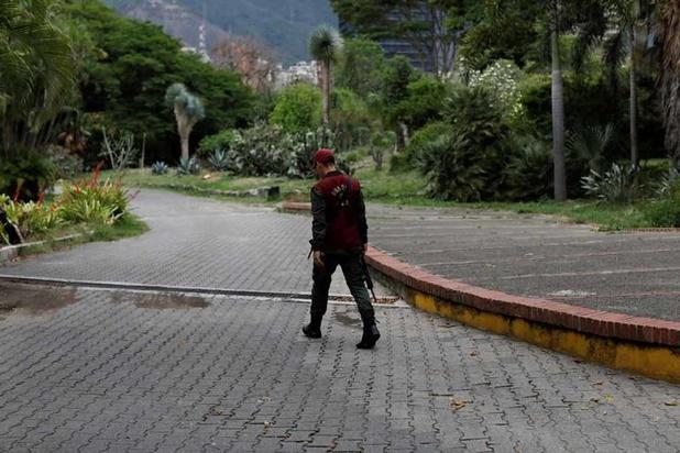 Privé d'eau, le jardin botanique de Caracas se meurt (en images)
