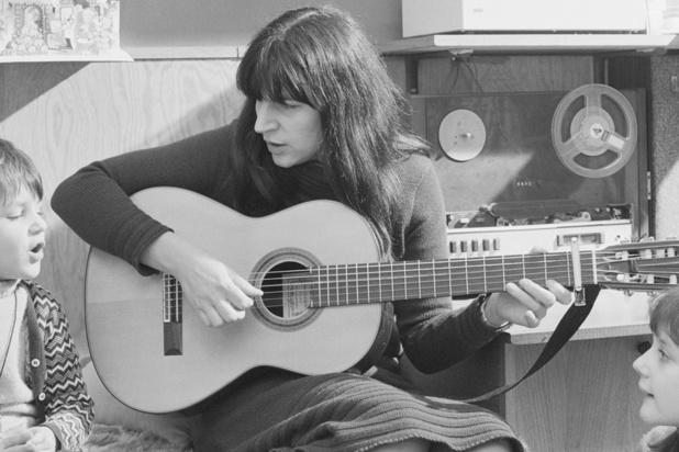 Décès d'Anne Sylvestre, chanteuse féministe et pionnière de la chanson française