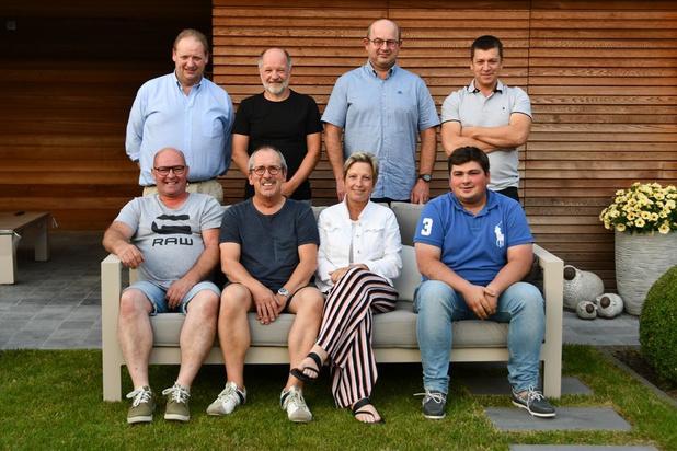 Nieuw feestcomité centraliseert Handzame kermis bij de Gildezaal