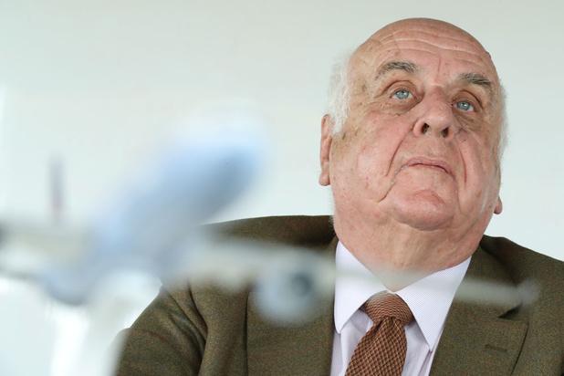 Etienne Davignon: 'Brussels Airlines krimpt met 25 tot 30 procent na de crisis'