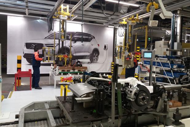 Volvo Car Gent blikt terug op uitstekend jaar