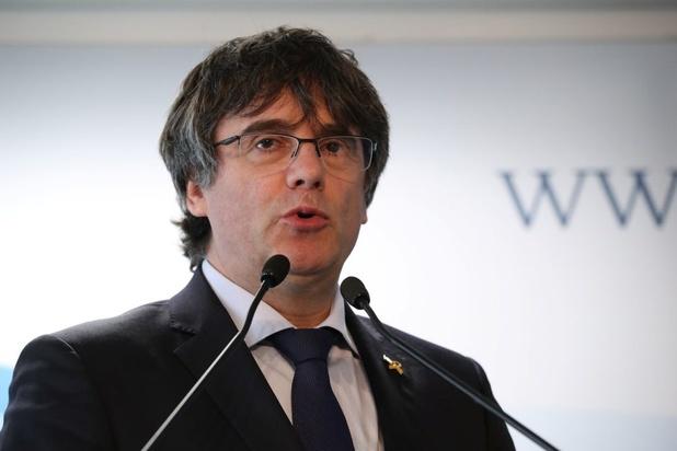 Carles Puigdemont gaat bij EU-Hof in beroep tegen vonnis over zetel in Europees Parlement