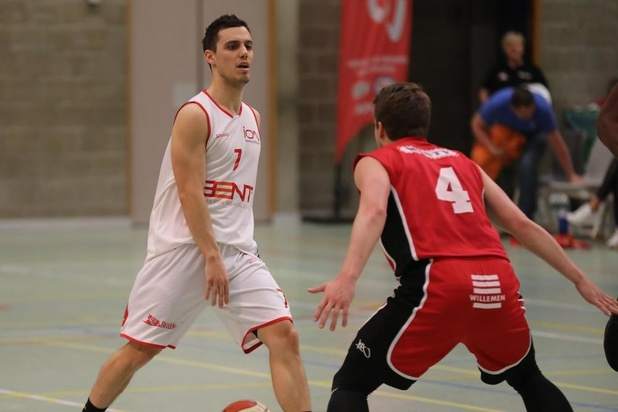 Basket Waregem knokt zich naar belle tegen Gent Hawks