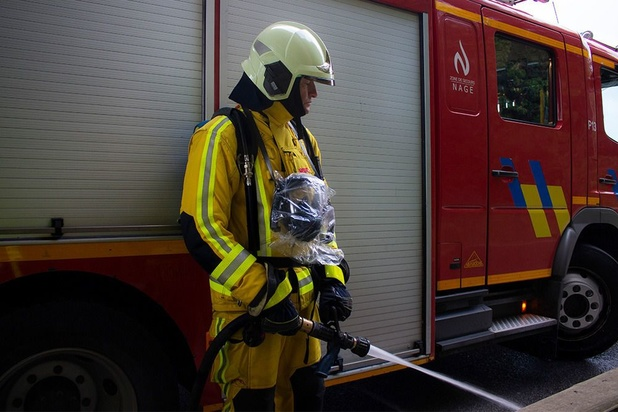 Les pompiers mettent en moyenne 10 minutes et 53 secondes pour arriver