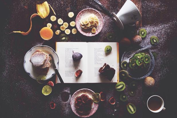Pages à dévorer: huit livres culinaires... sans recettes
