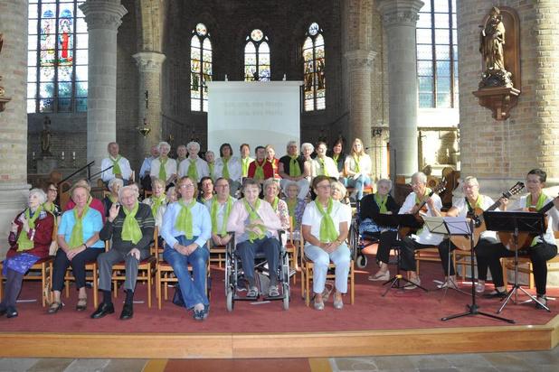 Prachtig kerkconcert Stem-Band in Reninge