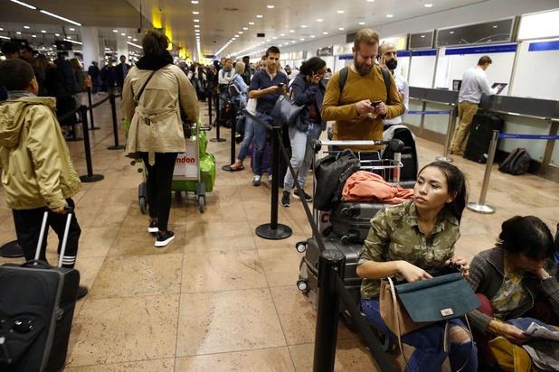 De Croo: 'Akkoord over Amerikaanse douanecontroles op Brussels Airport'