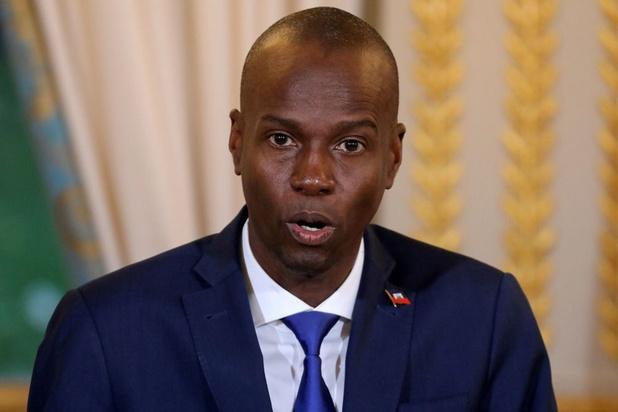 Le président haïtien Jovenel Moïse assassiné