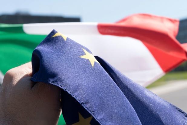 L'Italie, un orteil en dehors de la zone euro