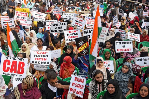 """Inde: Modi assure que les musulmans nés en Inde """"n'ont pas à s'inquiéter"""""""