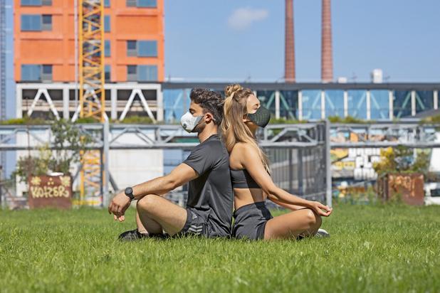 Exclu: AirPop, le masque anti-Covid qui analyse votre respiration