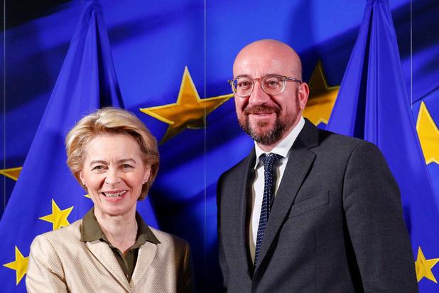 Europees weekoverzicht: België krijgt van de stok