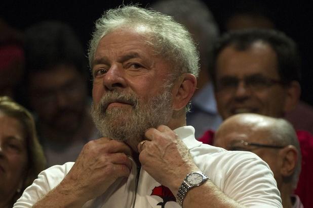 Braziliaans gerecht kort celstraf Lula fors in