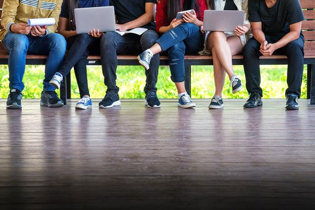 'In ons hoger onderwijs voltrekt zich een stille ramp'
