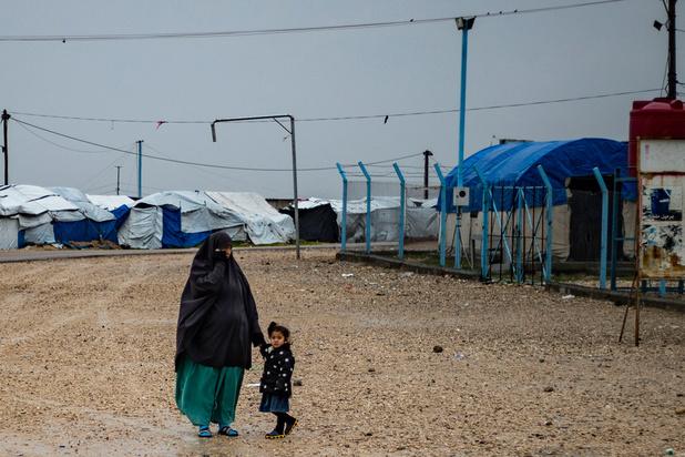 Opération de rapatriement de femmes et d'enfants de djihadistes