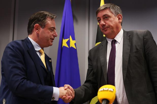 'De sociale sloophamer in de Vlaamse startnota'