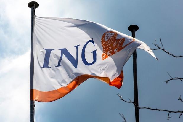 ING ferme 22 agences de plus en Belgique