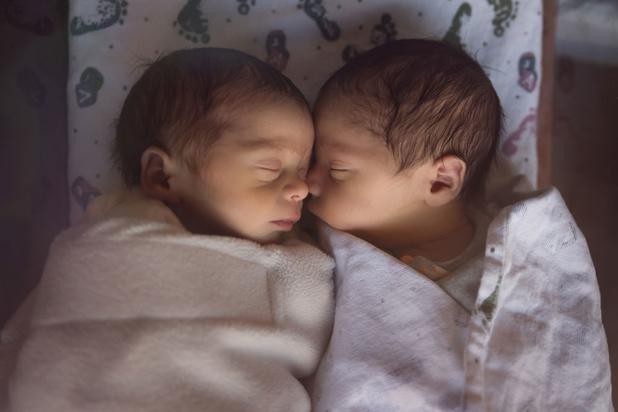Les vrais jumeaux ne sont pas si identiques qu'on le pense