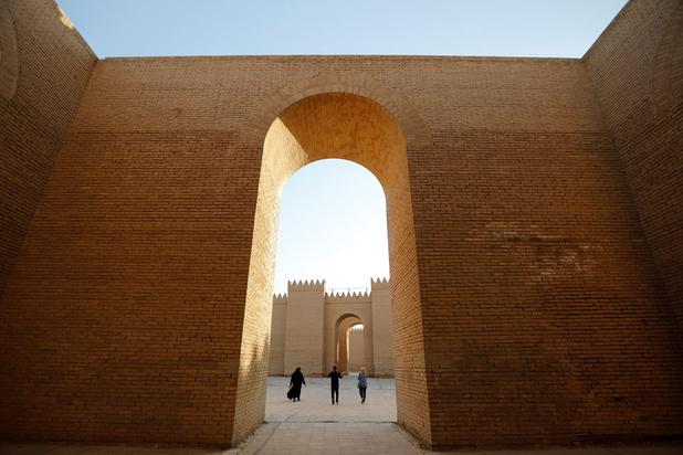 Babylone, merveille de l'Irak