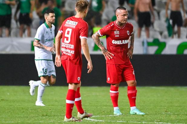 Europa League: l'Antwerp battu 4-2 à Omonia Nicosie en barrage