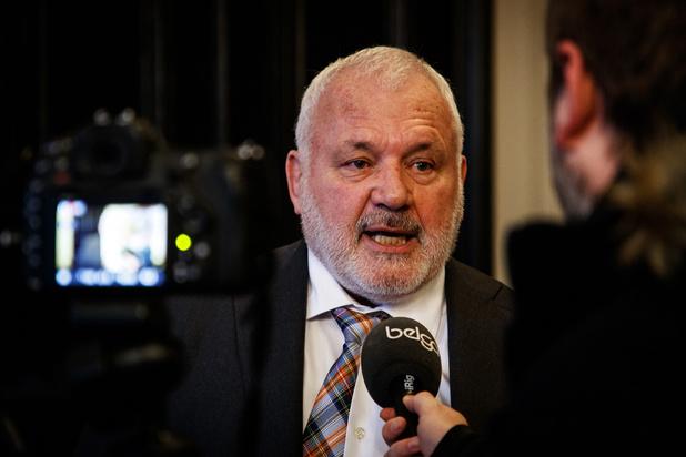 Jean-Marie Dedecker zetelt niet in N-VA-fractie, De Roover blijft fractieleider