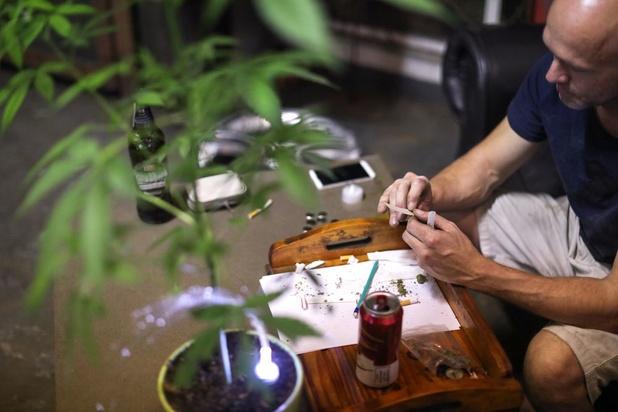 """""""Il est grand temps de légaliser le cannabis"""""""