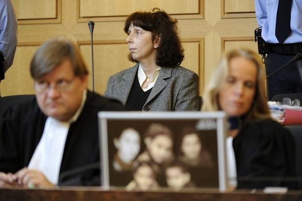 Geneviève Lhermitte vrijgelaten onder voorwaarden