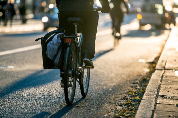 Geen auto betrokken bij vier op de vijf fietsongevallen