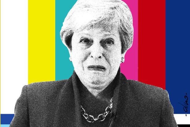 Voor je het weet hebben we heimwee naar Theresa May