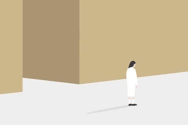 'Het abortuscentrum is een eenzame plek om in je eentje naartoe te wandelen'