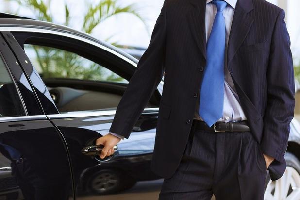 Près d'un quart des travailleurs ont une voiture de société