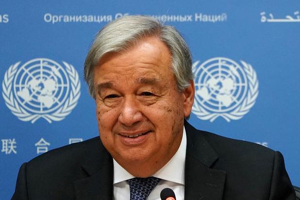 Le chef de l'ONU met en garde contre une crise alimentaire mondiale