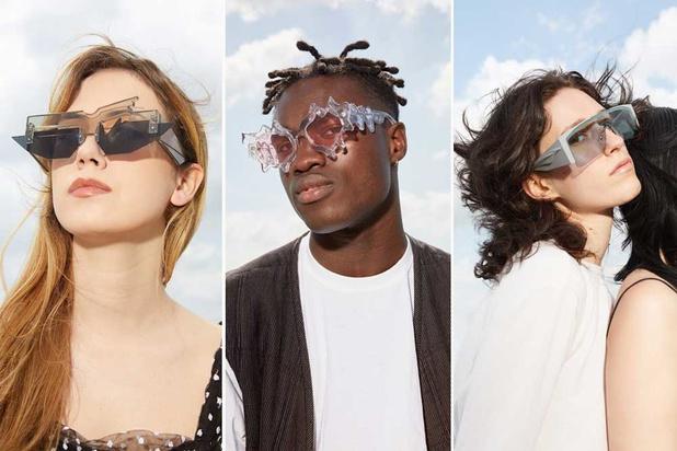 Studenten Antwerpse Modeacademie ontwerpen brillen voor Komono
