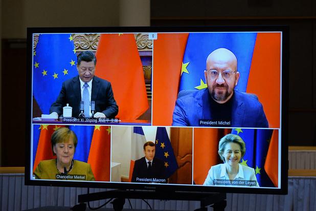 EU en China sluiten akkoord over investeringspact (video)