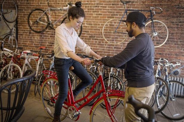 Grande bourse aux vélos ce dimanche à Kanal-Centre Pompidou