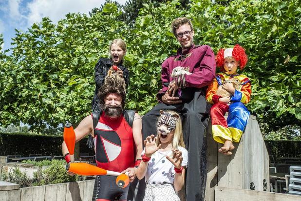 Barrier Vertier staat garant voor onvergetelijk einde van de zomer in Roeselare