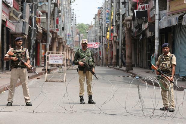 India schrapt speciale status Kasjmir: 'Donkerste dag in geschiedenis van India'