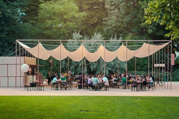 Deux nouvelles guinguettes estivales dans les parcs bruxellois