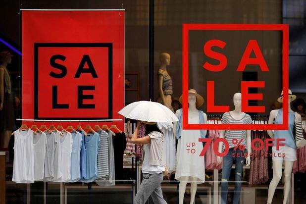 L'approche des soldes d'été booste l'optimisme des commerçants