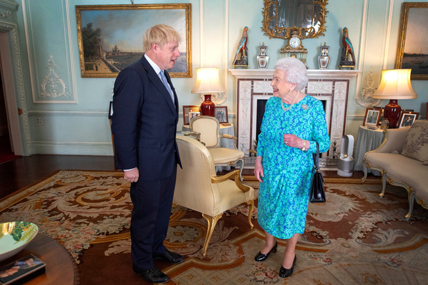 Britse koningin stemt in met opschorting parlement