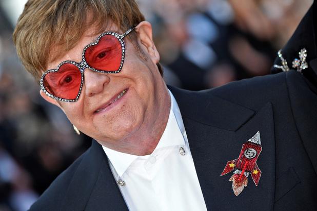 Elton John a fait ses adieux aux fans belges